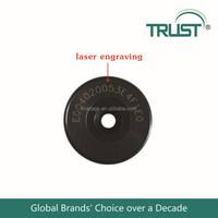 China Manufacturer 125khz T5577 363 Bit Plastic RFID Tag
