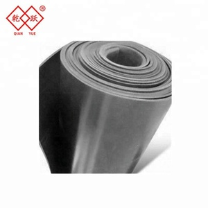 industrial thick long rubber mat in roll
