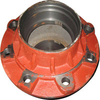 AISA truck Front wheel hub AA92A33131 for heave duty truck, trailer, bus