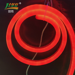 New style flexible 12v led strip light rgb neon rope With the Best Quality