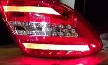 For Mercedes-Benz C class Led Tail/head lights,Car Accessaries parts,2008-2014 MODIFY LAMP/LIGHTS NEW TYPE/MODEL/made in china