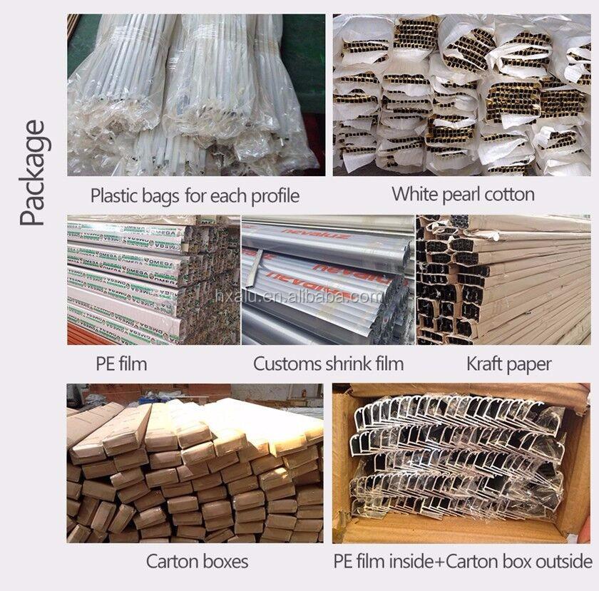 Sehr All Types Of Aluminium Extrusion Aluminium Sliding Door Extrusion  DD61