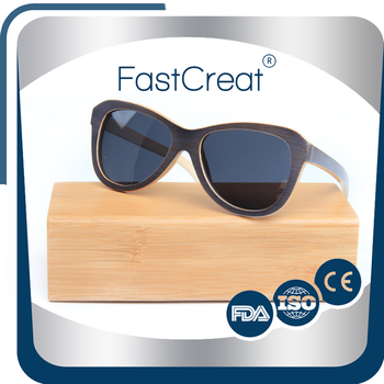 74f186e56c Painted Bamboo Sunglasses - 100% Polarized Wood Shades for Men   Women from  the  quot