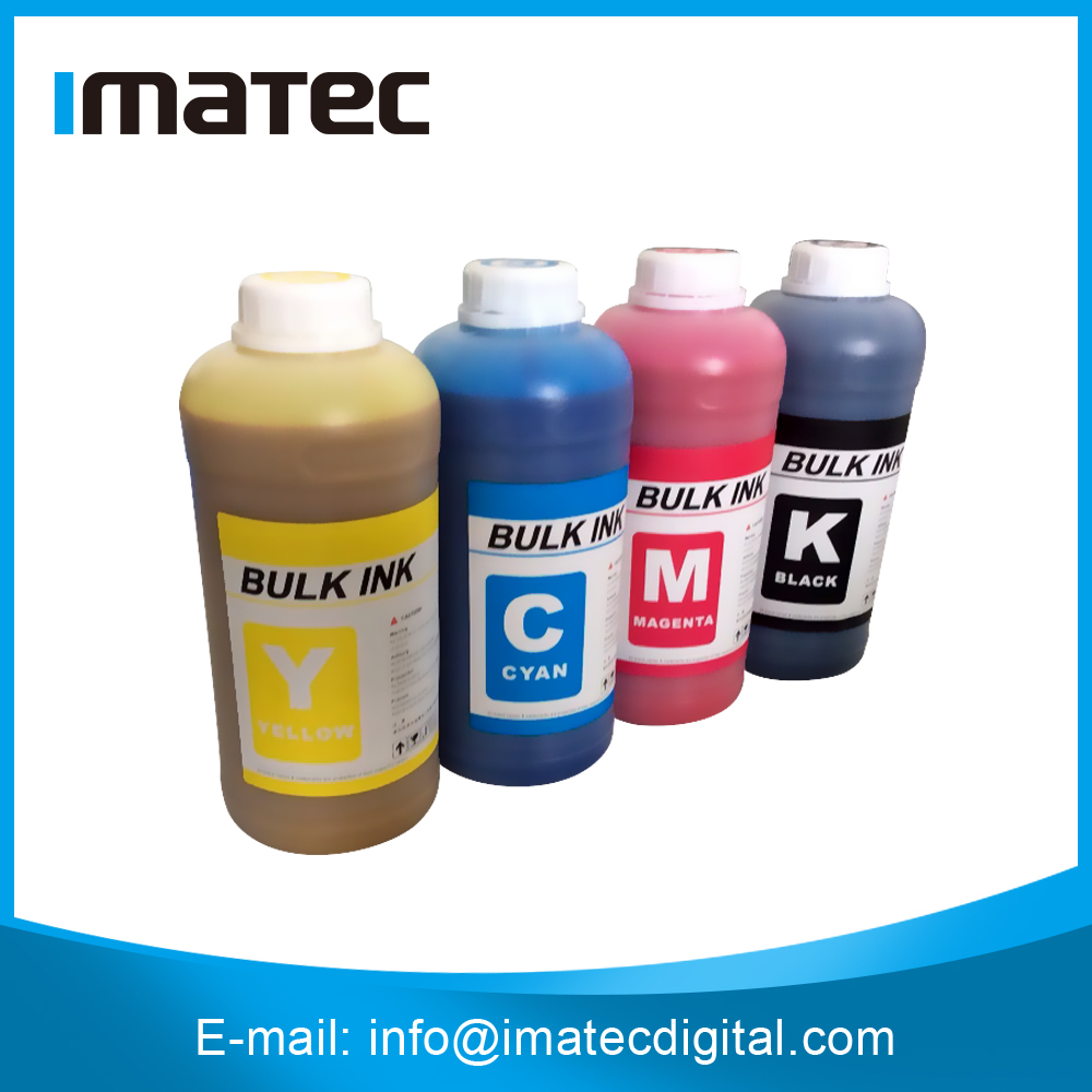 One Liter Large Format Eco Sol Max 2 Bulk Ink For Roland RF-640