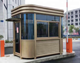High Quality security cabin/mobile watch house/police box