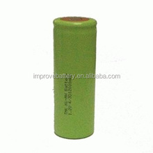 Industrial Uses Nickel Metal Hydride Size F Nimh Battery High Energy Rechargeable F Cell Nimh Battery