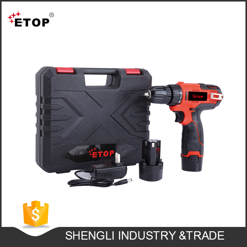 Cordless electric <strong>Drill</strong>