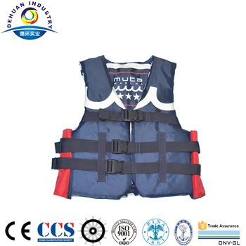 personalized beautiful foam life jacket for water sports
