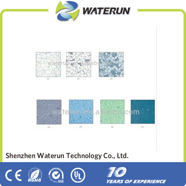 PVC Interlocking Floor Tiles China Factory
