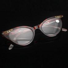 Женские очки для чтения, новинка 2020, фиолетовая смола, линзы для пожилых людей, зеркало, удобная пластиковая оправа, материал телескопа + 1,0 To3...(Китай)
