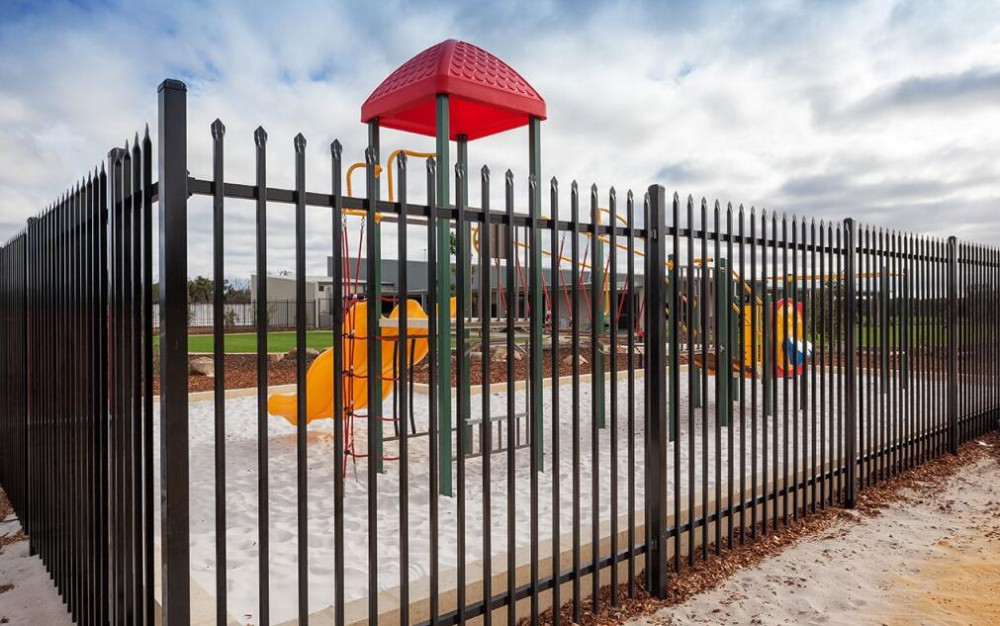 Spear Top Garrison Fence Cheap Iron Fence Philippines