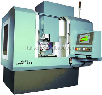 5 Axis Cnc Tool Grinder Vik 5b Cnc Tool And Cutter Grinder