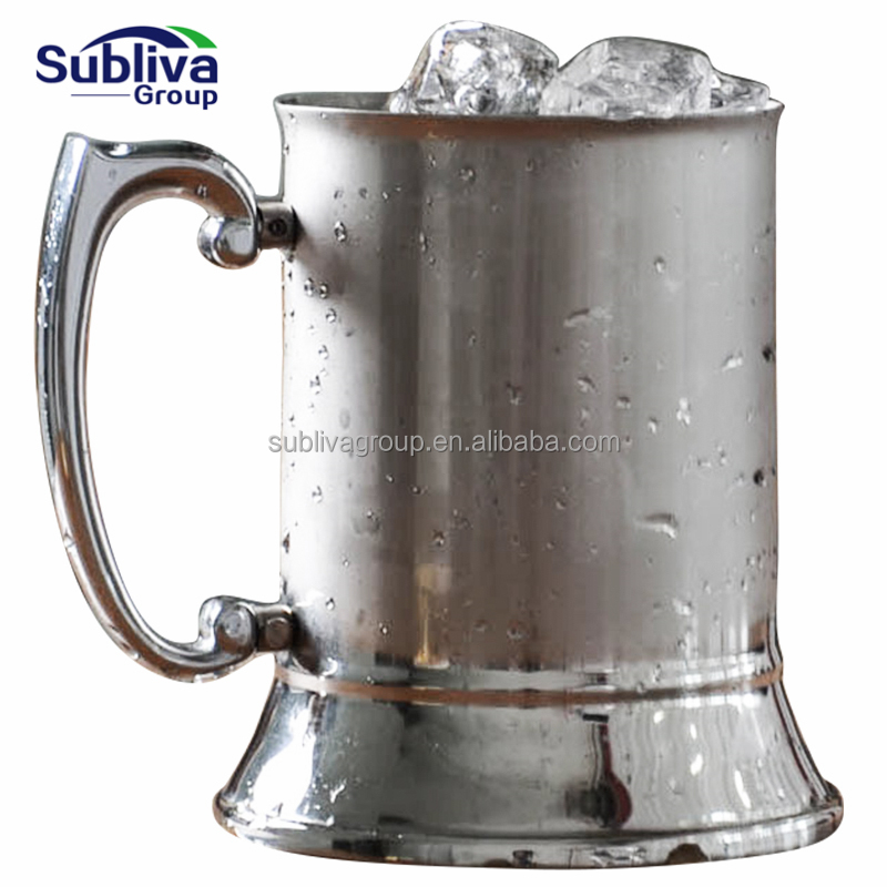 Rvs Pint Tankard 400 ml Bier Cup