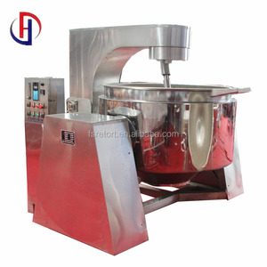 200 Liter Electric Planetary Cooking Mixer Machine With Sandwich Pot