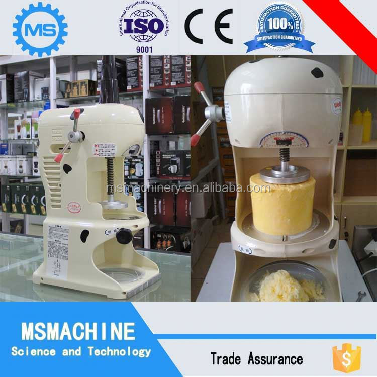 Domestic Shaved Ice Machines