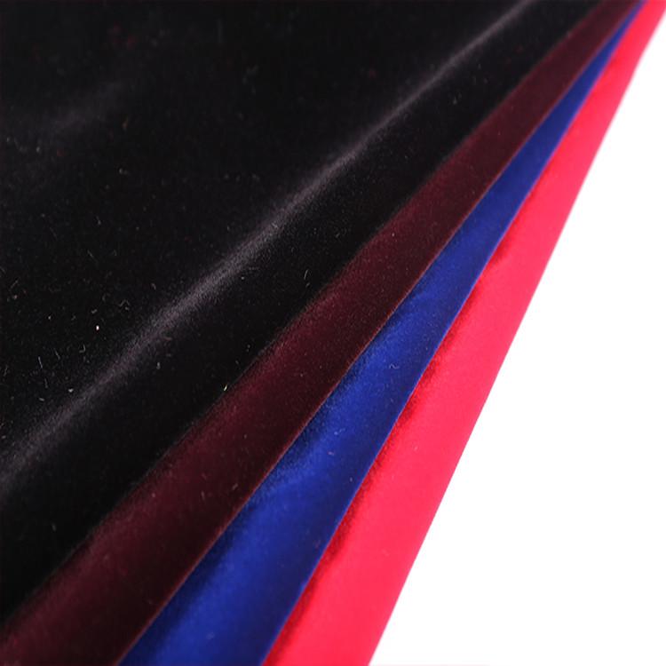Triko düz kadife akın takım perde masa örtüsü kumaş hazır ürünler 250gsm
