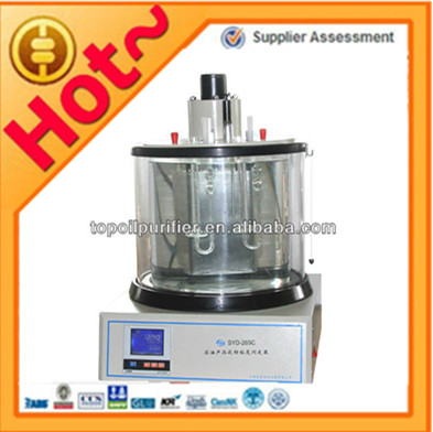TOP Laboratory Well Developed Test Equipment/VST-8 Intelligent Kinematic Viscometer