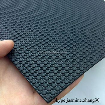 High Quality Rubber Soles For Shoe Making 3mm Thin Rubber