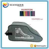 custom wholesale outdoor shoe dust bag travel 600D storage bag