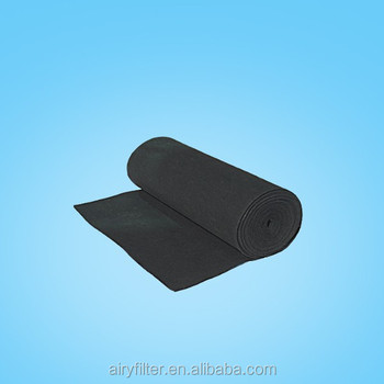 Airy Filter Activated Carbon Fiber Felt Or Cloth Filter Carbon ...