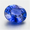 china fine jewelry factory wholesale blue natural sapphire loose gemstone