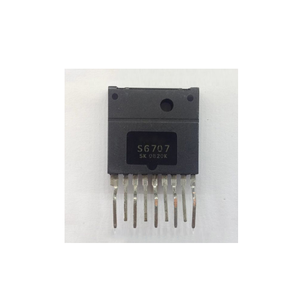 integrated circuit STRS6707 power module STR-S6707