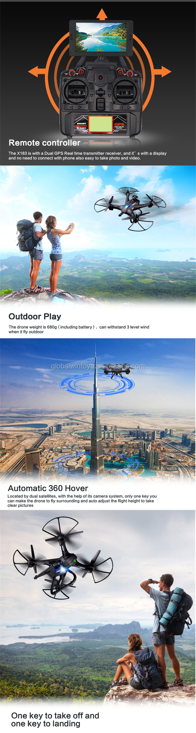 X183S Professional Drone with 5.8G FPV Real Time Images Dual GPS HD Camera Altitude Hold Follow Me Function Dron Cheap Price.jpg