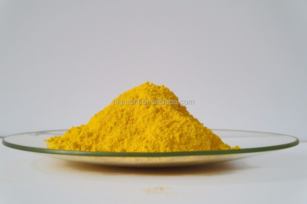Organic Pigments Colorant C.I. Pigment Yellow 1 ( PY1 )
