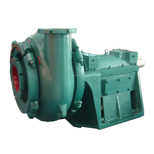 Horizontal Centrifugal Diesel Engine sand extraction pump