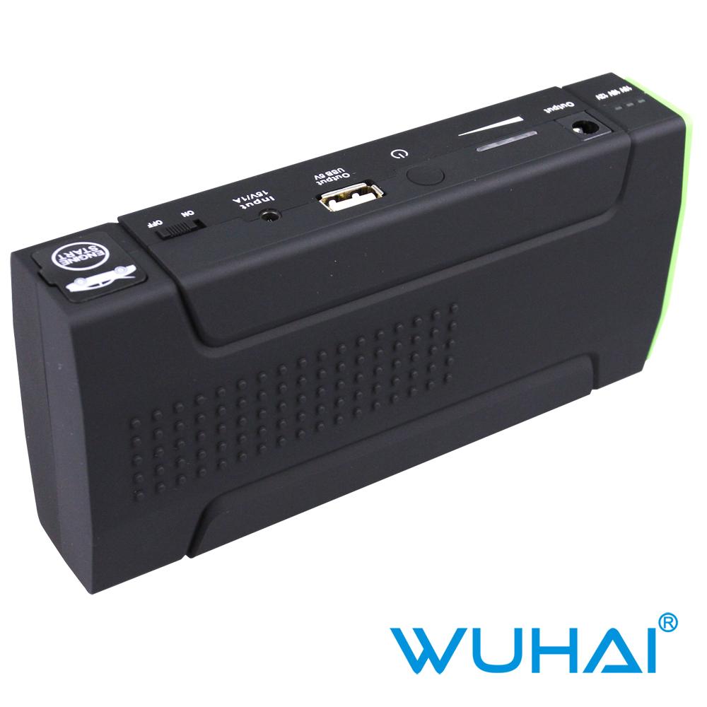 Оригинальный WUHAI 30000 мАч стартер и зарядное устройство для мобильных устройств ноутбук авто двигатель чрезвычайных