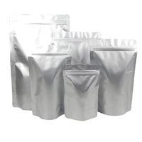 Moistureproof Pouch Doypack Mylar Aluminium Foil Pet Al Pe 2lbs 32oz Coffee Bean Snack Food Standing Up Zip Lock Packaging Bags