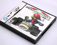 Good quality sealed package mario kart game card for DS