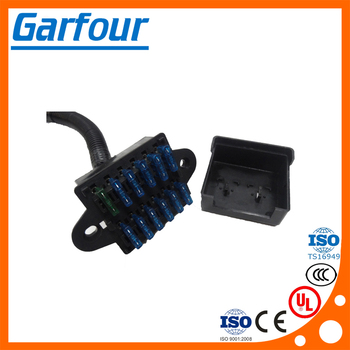 12way automotive fuse box connector wire harness buy automotive 12way automotive fuse box connector wire harness