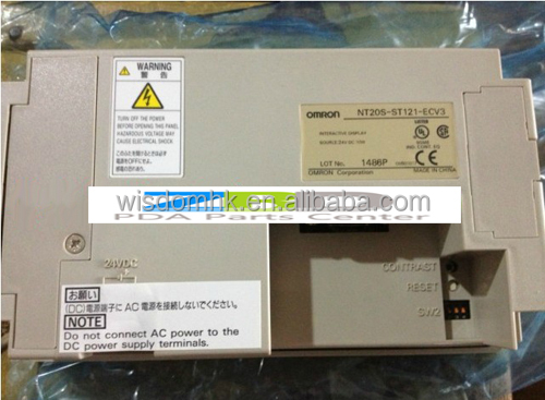 Omron Used NT20S-ST121-ECV3 Touch Panel Tested