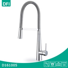 DFI gooseneck design polish chrome sink faucet a kitchen