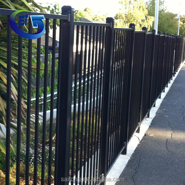 Calidad Estupenda Piscina Valla Paneles Valla De Aluminio Para - Vallas-de-aluminio-para-jardin