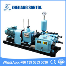 BW150 Horizontal Triplex Reciprocating Single acting mud pump