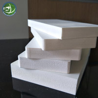 3-30mm Thick White Lead Free pvc celuka board PVC Foam Sheets