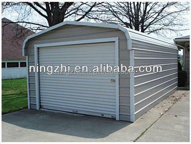 Metalliche in acciaio garage kit per la vendita garage for Tre kit di garage per auto