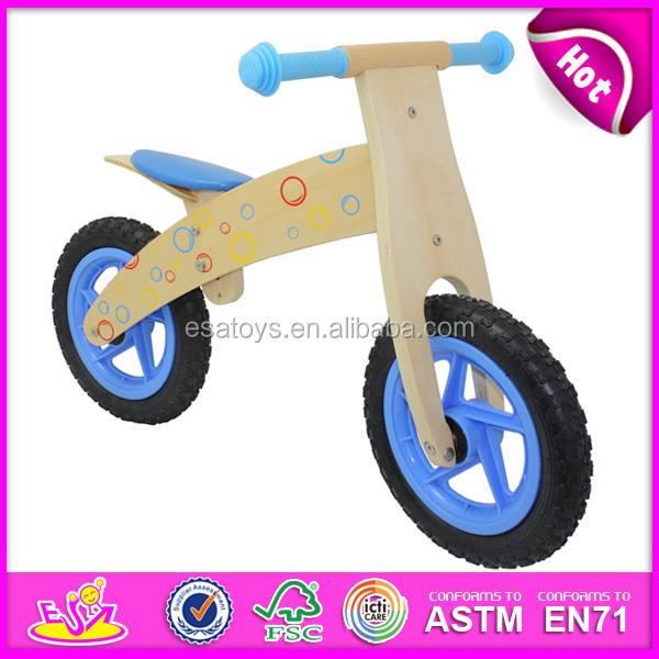 Lovely Design Wooden Bike Toys For Kids Wooden Balance Bike Toys