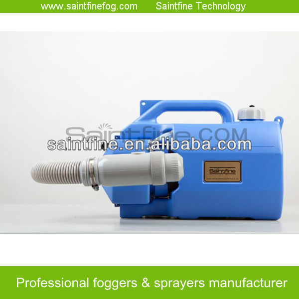 Pest control ULV disinfecting fogger machine