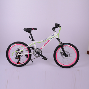 new children steel frame mountain balance road bike