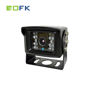 IP66 2.0MP Mini IP Network Surveillance Automobiles Security Car CCTV Camera
