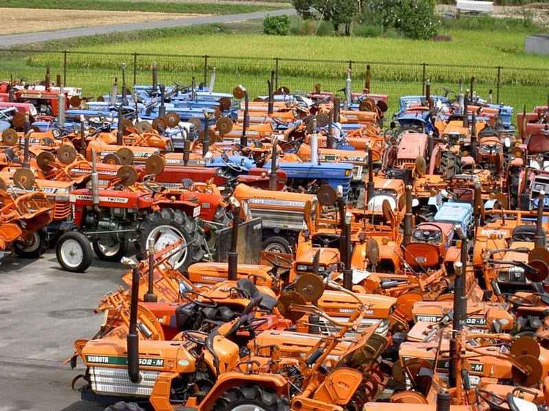 Usato trattori agricoli trattori usati id prodotto for Consorzio agrario piacenza trattori usati