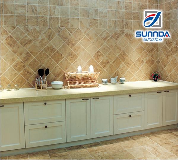 Nuovi modelli di ceramica per piastrelle da cucina rustico pavimento di piastrelle antico - Piastrelle per bagno rustico ...