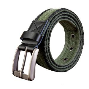 New Design High Quality Casual Canvas Loop Belts Online in bulk