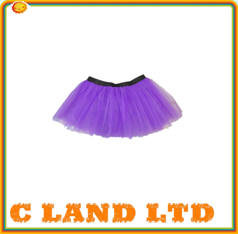 2015 Fashion Summer Tutu Skirt Adults Cheap Mini Tutu Skirts