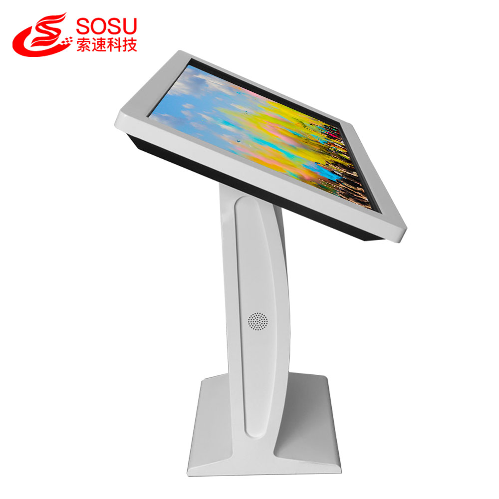 Refee 55 zoll Android LCD totem kiosk display interaktive display digital signage player
