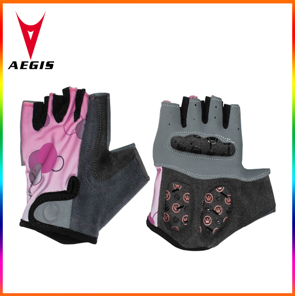 high quality gloves for sun protection/half finger gloves women/gloves with embroidery