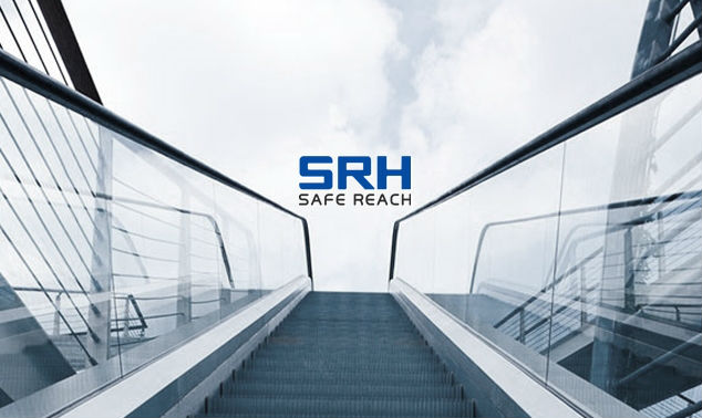 SRH Indoor and outdoor escalator conveyor
